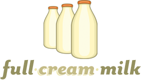 Full Cream Milk logo